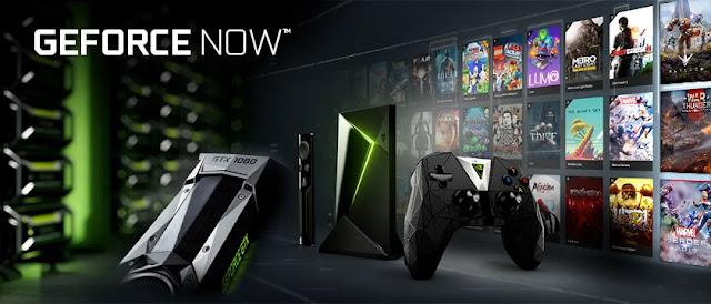 تحميل برنامج Nvidia GeForce NOW منصة الالعاب السحابية لجميع الاجهزة