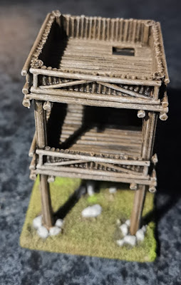 The Alesian style watchtower will unlock at 200 EUR picture 2
