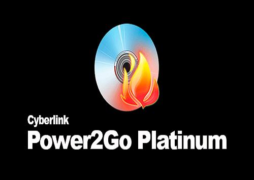 CyberLink Power2Go Platinum Free Download