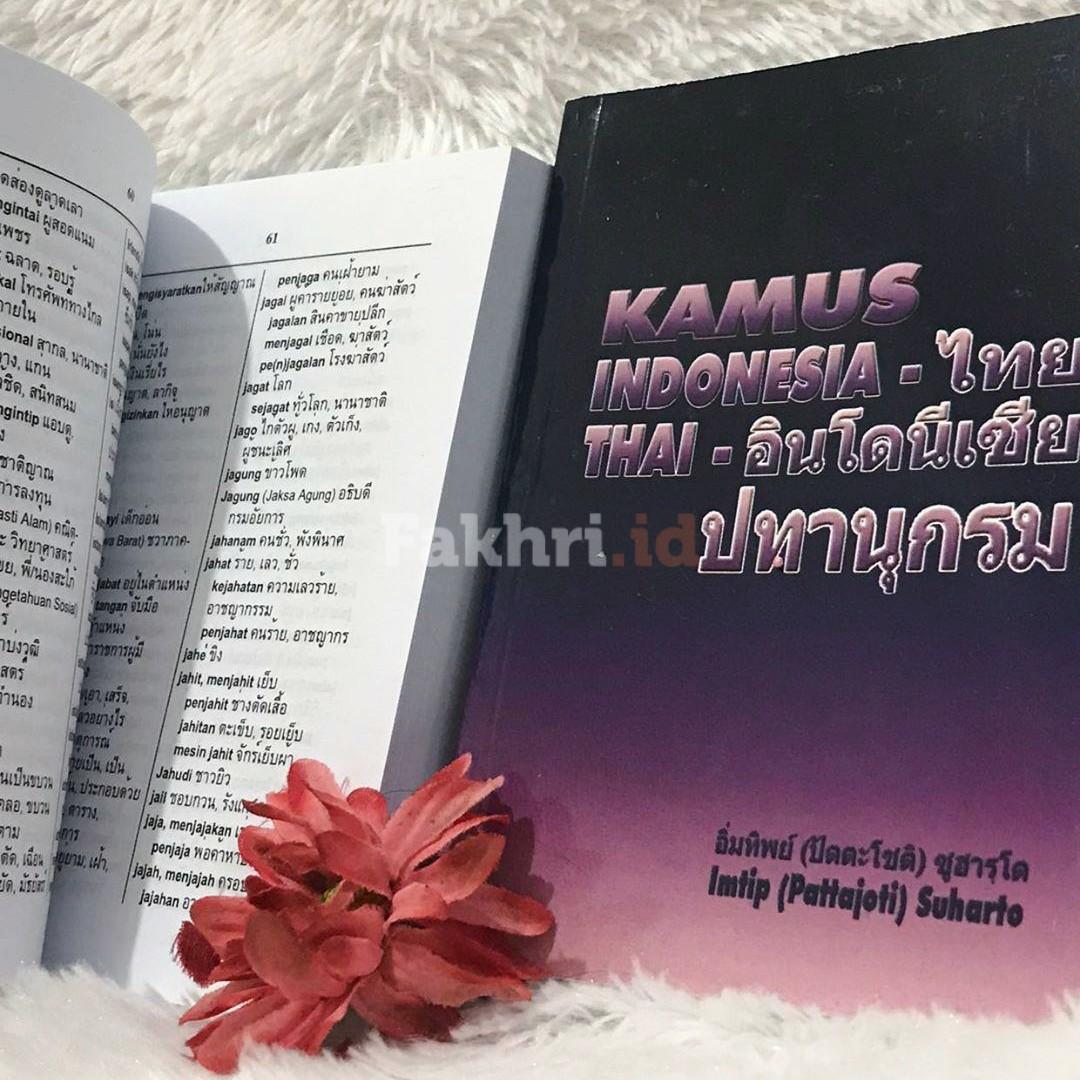 kamus, Indonesia, thai, Thailand, murah