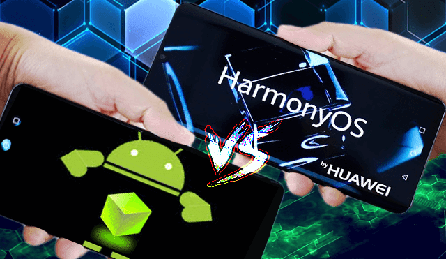 مقارنة بين نظام Harmony OS و اندرويد Android من الافضل ؟