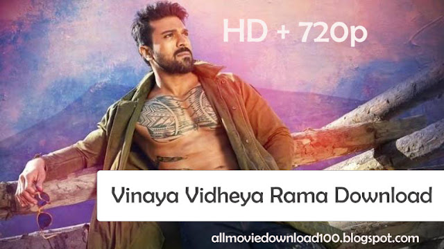Vinaya Vidheya Rama Full Movie in Hindi Download