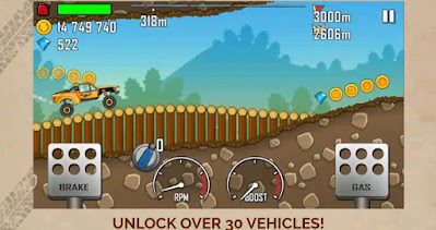 Hill Climb Racing Mod APK Download Now||Unlimited Coins and Unlimited Diamonds||No Ads||How to download hill Climb Racing Mod APK free