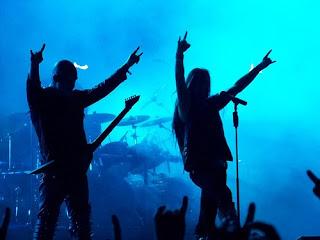 Concierto Black Metal