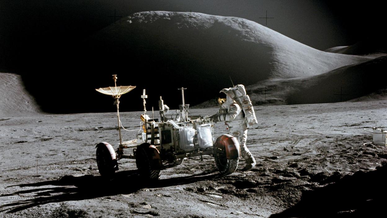 La NASA hizo su primer viaje a la Luna hace 50 años