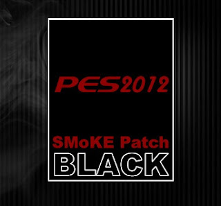 PES 2012 SMoKE Patch BLACK