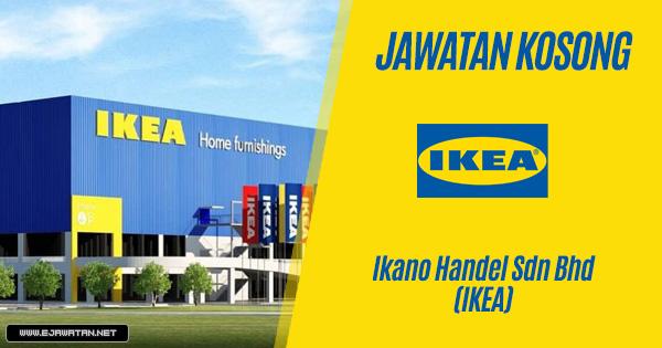 jawatan kosong IKEA 2020