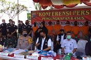 Perangi Narkoba, Bobby Nasution Apresiasi Kapolrestabes Medan
