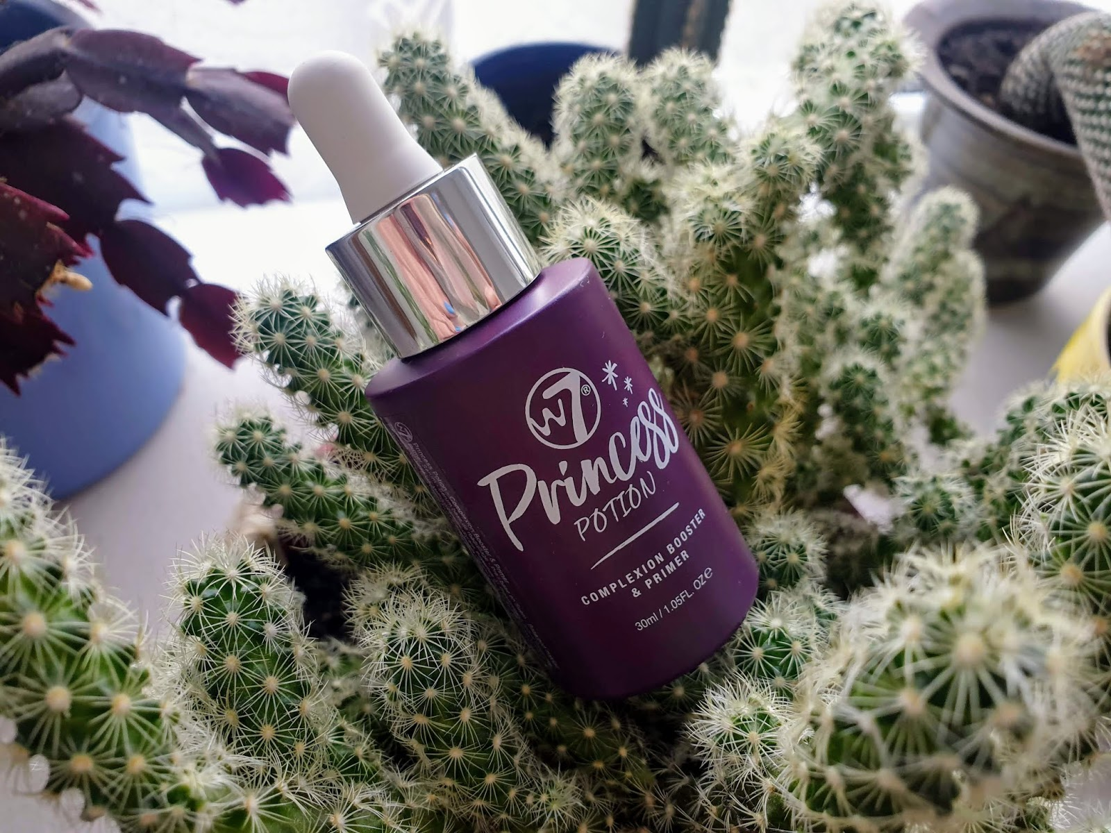 W7 Princess Potion Face Primer Drops
