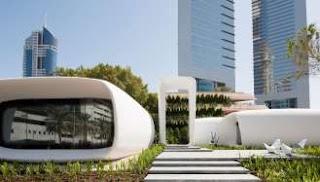 Kantor Dubai Cetak 3D WINSUN