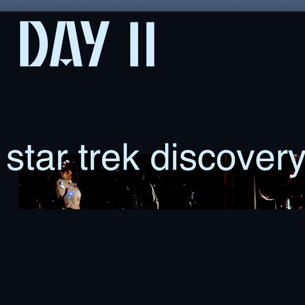 Day 11 Game of Thrones: 101 The Vulcan Hello - Day 11 Star