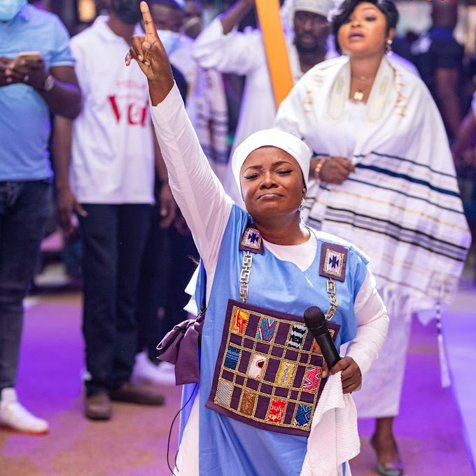 Ohemaa Mercy's Tehillah Experience gathers thousands of people again (PHOTOS)