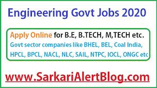 http://www.sarkarialertblog.com/2020/06/be-btech-engineer-govt-jobs.html