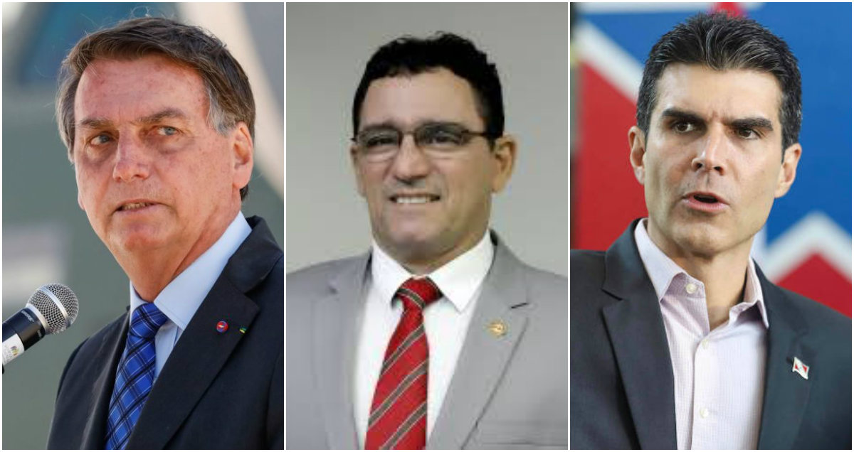 Bolsonaro e Helder têm mais de 70% de aprovação, e Ferrari lidera para prefeito em Oriximiná