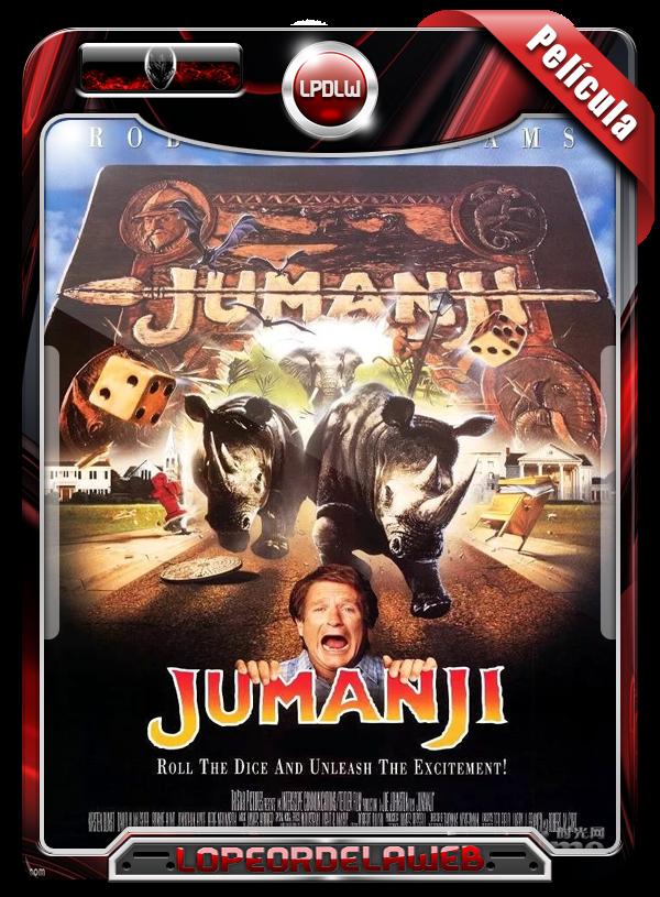 Jumanji (1995) 720p Dual H264 Mega