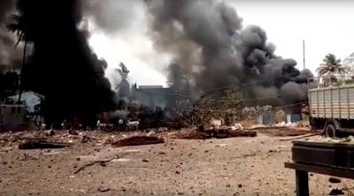 3 killed in Dombivli factory blast