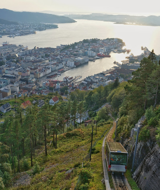 Funicular do Mt Floyen
