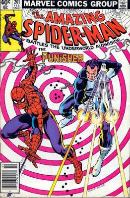 Amazing Spider-Man #210, the Punisher