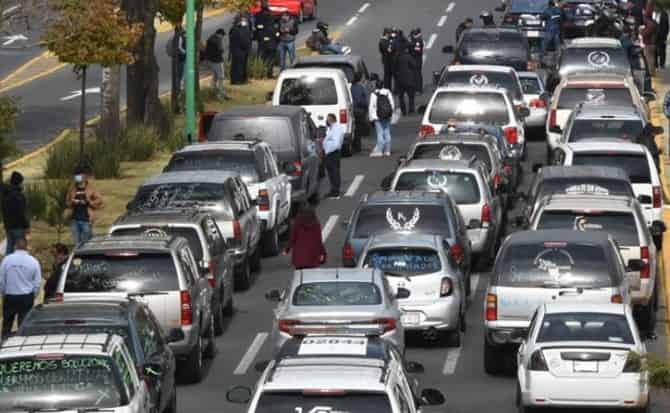 tráfico, vehículos,