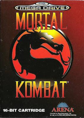 Rom de Mortal Kombat - Mega Drive - PT-BR