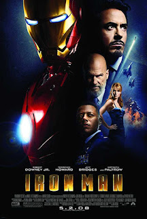 Iron Man 2008 Dual Audio Hindi 480p BRRip 350mb