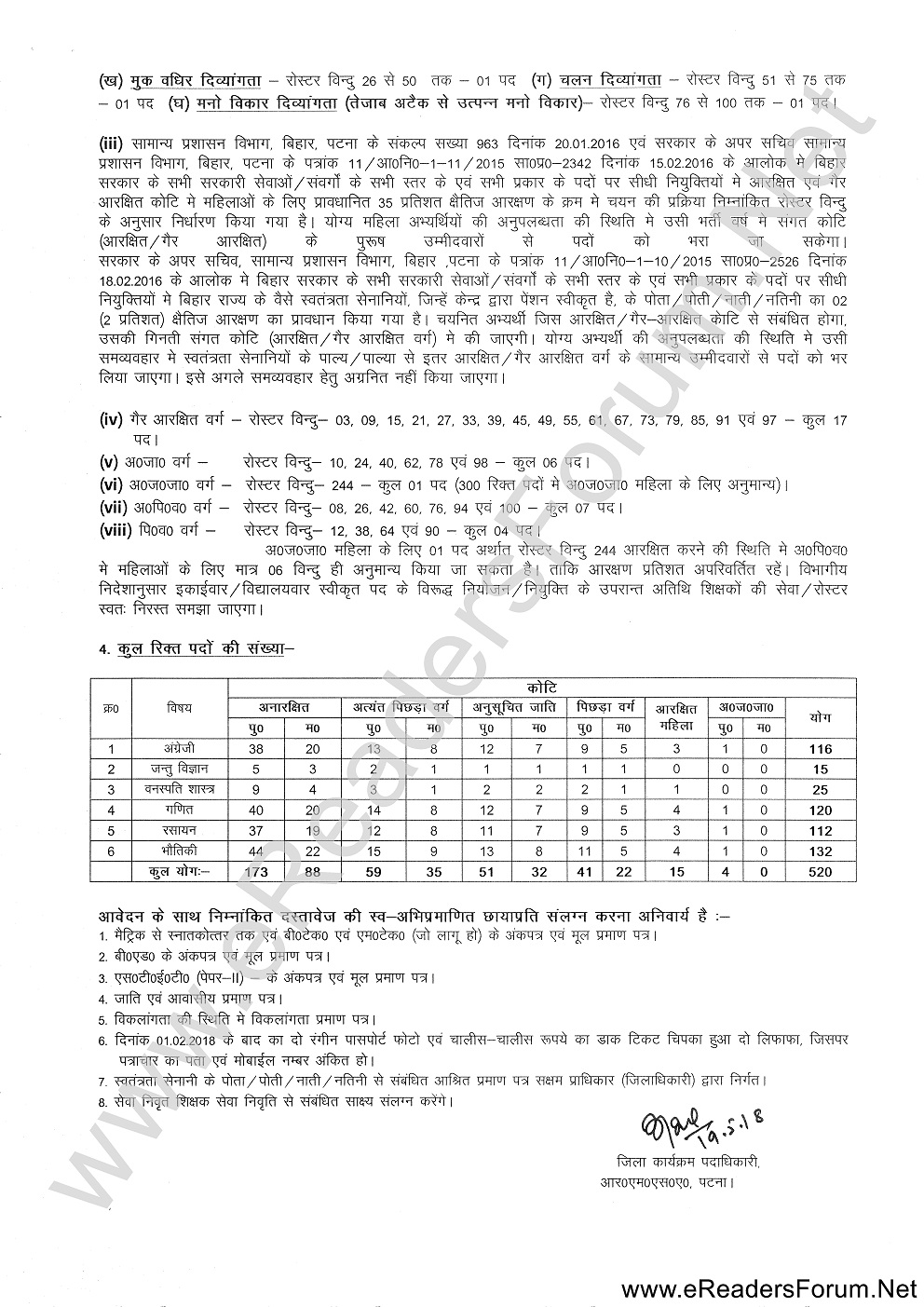 bihar-guest-teacher-application-notice