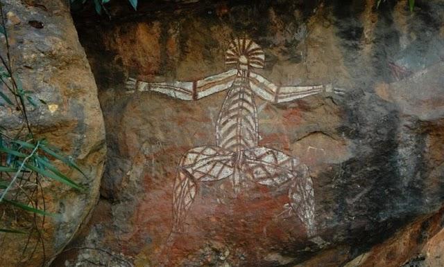 Наскельний живопис з галюцинаціями: вчені розповіли, як малювали печерні люди