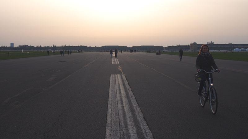 Berliini Tempelhofin lentokenttä