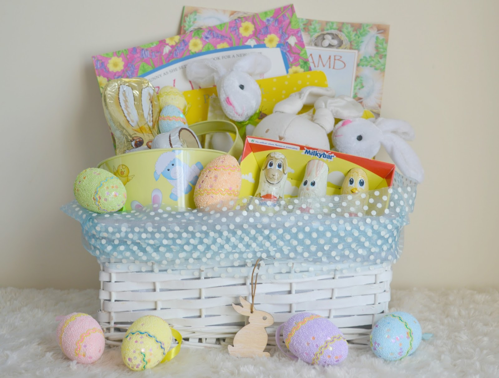 Tyler lees easter basket 2016 dolly dowsie this year im recycling a few items for my boys basket as he hasnt really looked at the peter rabbit books much due to their easter theme and he now has a negle Choice Image
