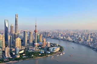Shanghai Kota Dengan Populasi Terbanyak di Dunia