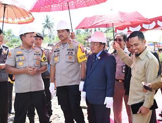 Pembangunan Mako dan Rusun Polres KLU, Penting Untuk Pelayanan Masyarakat