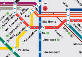 Andar de Metro em São Paulo: pontos turísticos