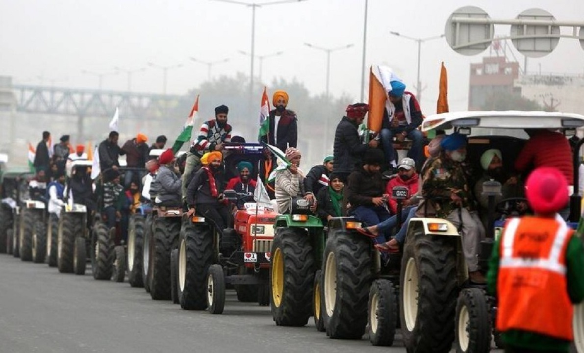 Police Should decide on entry into delhi for tractor rally