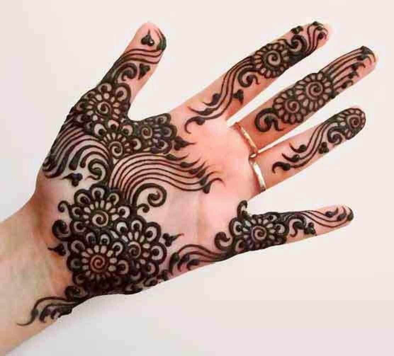 Bridal Mehndi Designs: Beautiful Indian Henna Mehndi ...