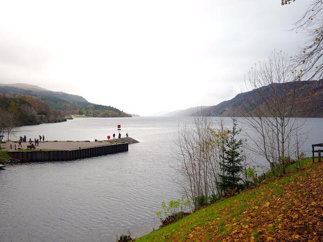 Loch Ness, Highlands, Scotland