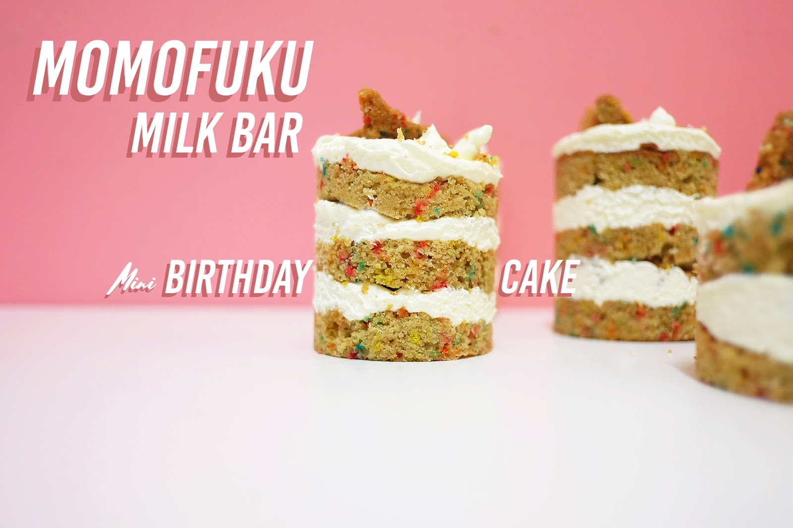 I Bought This Best Selling Cookbook Because Was Curious About The Taste Of Ultimate Milk Bar Birthday Cake Since