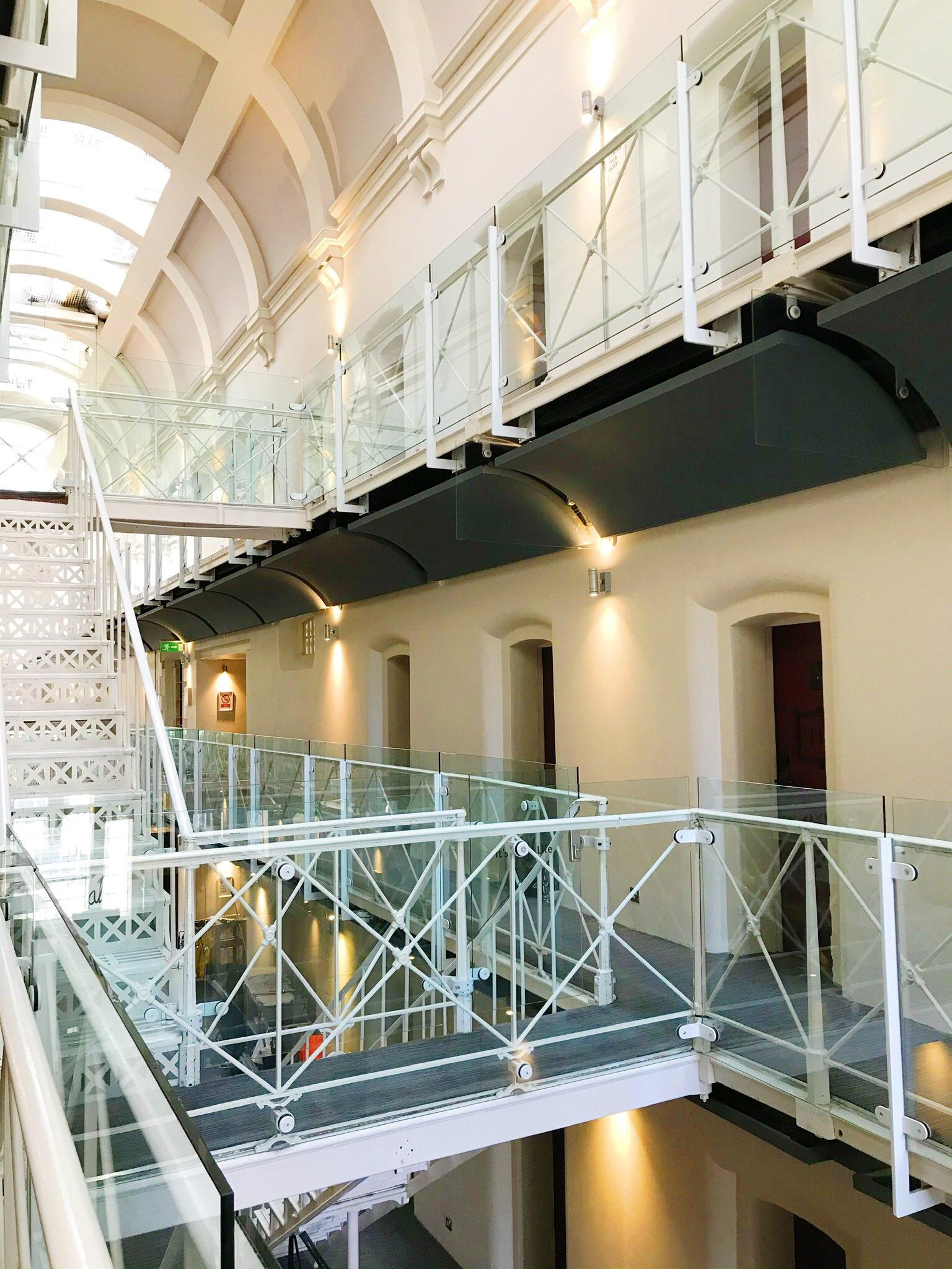 Malmaison Prison Hotel