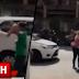 Babae, Nandura At Nanakit Ng Mga Traffic Enforcers! Huli Sa Video!