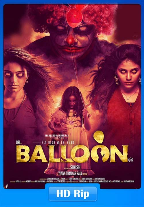 Baloon 2018 720p Hindi WEBHD x264 | 480p 300MB | 100MB HEVC