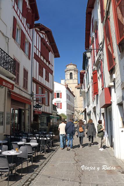 Calle de San Juan, San Juan de Luz