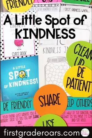 These kindness activities are a perfect way to promote kindness in your classroom. It is perfect for back to school or any time of the year. Spread kindness and build character with this fun unit.