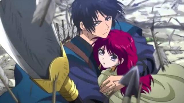 Akatsuki no Yona (Yona of the Dawn) - Best Fantasy Romance Anime list