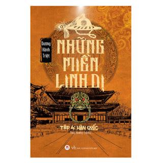 Những Miền Linh Dị - Tập 4: Hàn Quốc ebook PDF EPUB AWZ3 PRC MOBI
