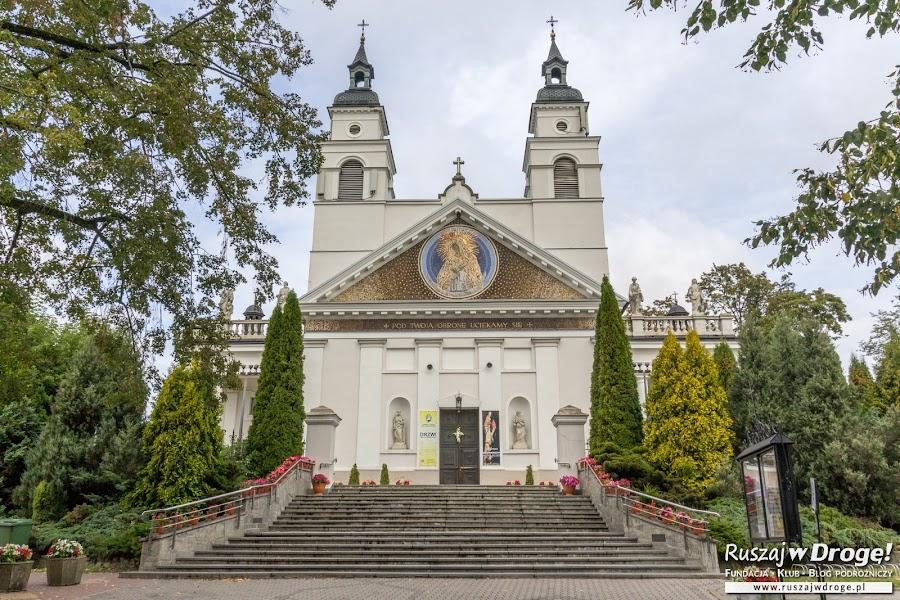 Piękny kościół w Sokółce