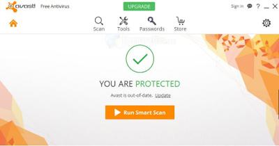 تحميل برنامج Avast للوقاية من الفيروسات 2018 برابط مباشر