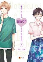 Qué difícil es el amor para un otaku #8 - ECC Ediciones
