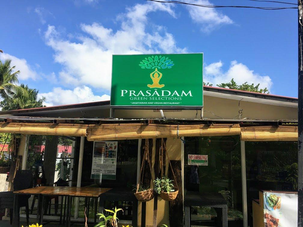 vegan restaurant in albay