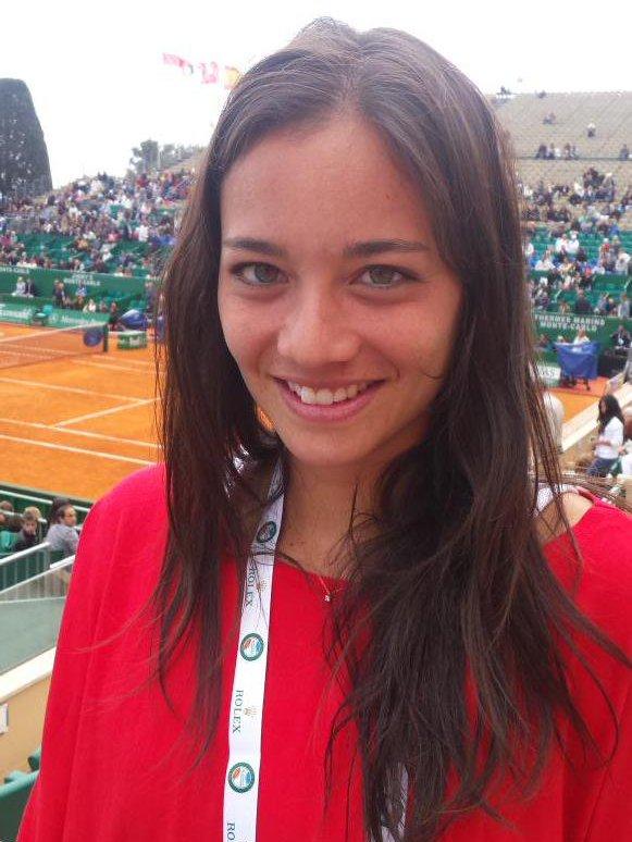 WTA hotties: 2015 Hot-100: #7 Alizé Lim (@AlizeLim)