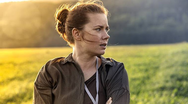 Arrival 2017 Best picture Oscar nominee