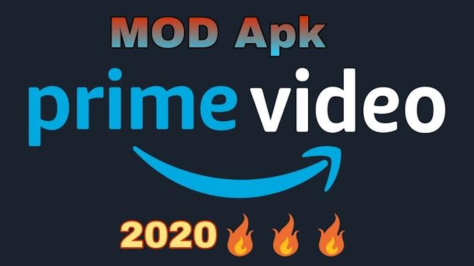 Amazon Prime Video MOD Apk download free version v2.1 (Latest)